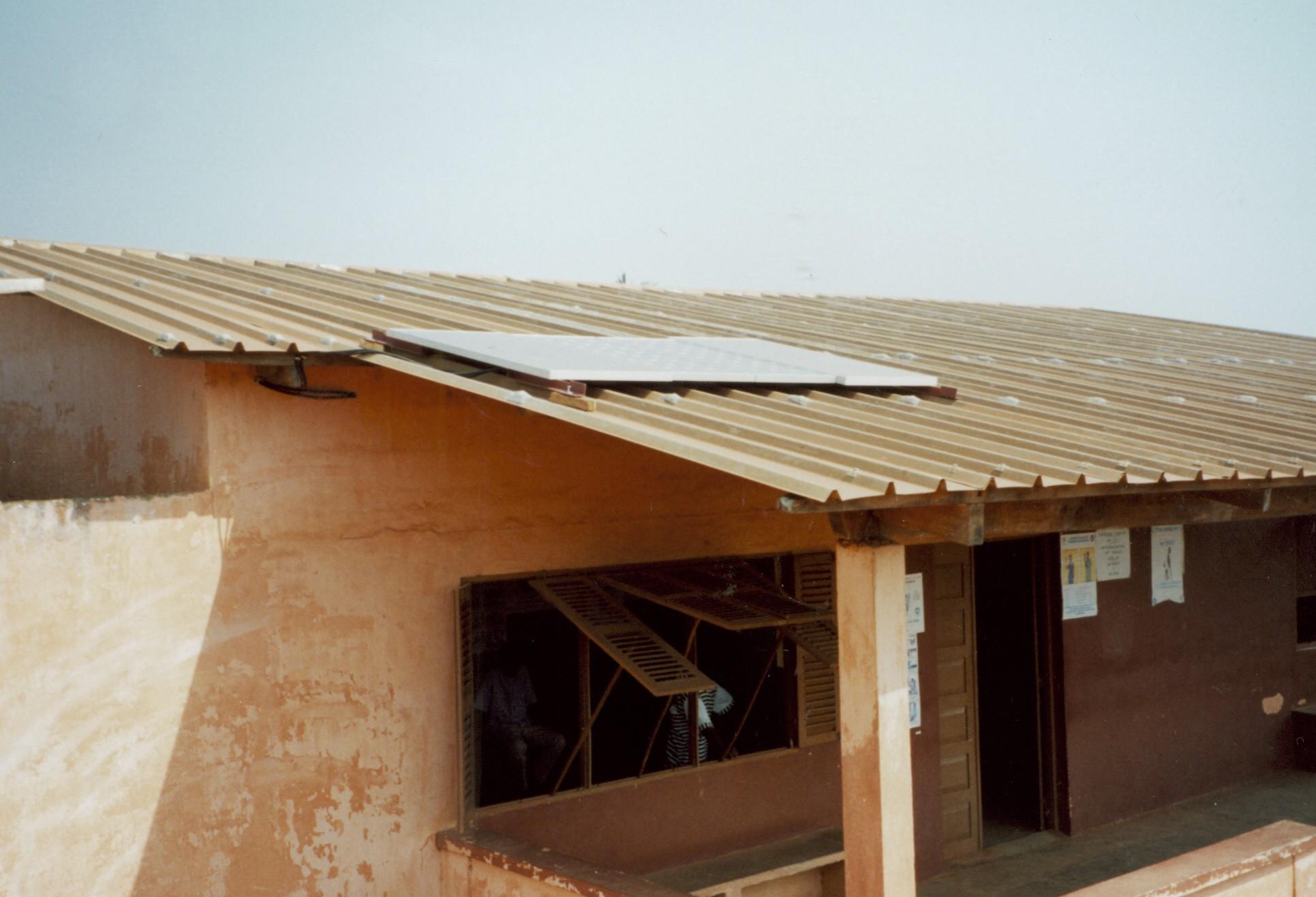 transtech africa photovoltaik referenzen krankenh user. Black Bedroom Furniture Sets. Home Design Ideas